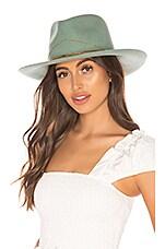 Van Palma Dafne Hat in Pale Green
