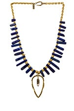 The Lady Love Necklace in Gold