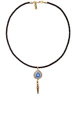 Rhythm & Blues Choker in Gold