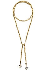 x REVOLVE Wrap Chain Necklace in Abalone