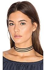 Vanessa Mooney Camilla Choker in Black