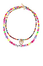 Vanessa Mooney The All That Necklace in Multi