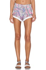 Third Eye Gym Short in Multi
