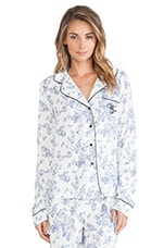Wildfox Couture Classic PJ Set in English Toile