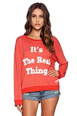 The Real Thing Pullover in India