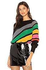 Wildfox Couture Mirage Sweater in Black