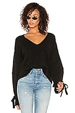 Wildfox Couture Oracle Sweater in Clean Black