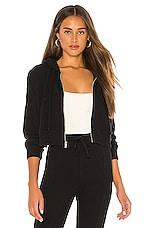 Wildfox Couture Kinley Hoodie in Clean Black