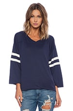 Foxercise Classic Logo Sweatshirt in Oxford