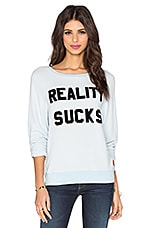 SWEAT REALITY SUCKS