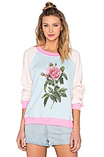 SWEAT PRETTY PINK FLORAL