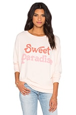 SWEAT SWEET PARADISE