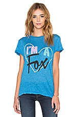 T-SHIRT GRAPHIQUE I'M A FOX