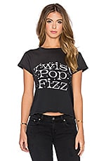 T-SHIRT GRAPHIQUE TWIST POPP FIZZ