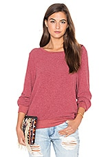Basic Top en Crimson Crush