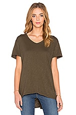 T-SHIRT BOYFRIEND SHORT SLEEVE SLOUCHY