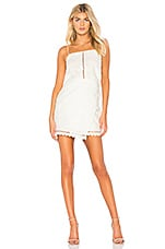 Winona Australia Jasmine Wrap Dress in White