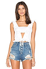 TOP CROPPED LIMA