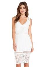 Boulevard Dress in White