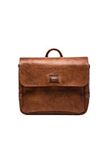 Douglas Postal Bag in Tan