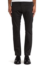 Champlin Pant in Pirate Black