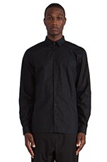 Moriarty Button Down in Black