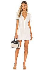 WeWoreWhat Mini Dress in White