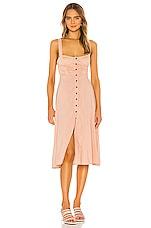 WeWoreWhat Harper Dress in Maple Sugar