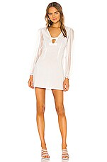 WeWoreWhat Sadie Dress in White