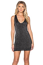 WYLDR Late Night Knitted Dress in Grey