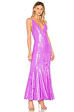 X by NBD Chiquitita Gown in Lavender