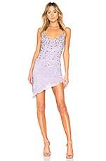 X by NBD Verbena Dress in Lavender