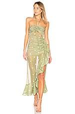 X by NBD Bellisima Dress in Green