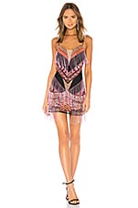 X by NBD Atlantis Mini Dress in Multi Color