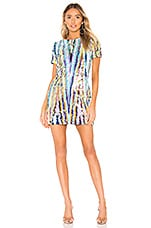 X by NBD Sydni Dress in Multicolor