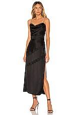 X by NBD Kassidy Dress in Black