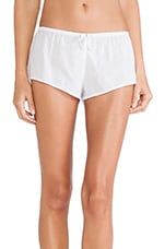 Shaya Shorts in White