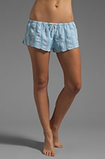 Shaya Shorts in Ocean