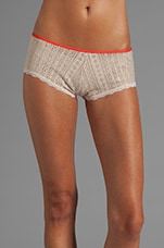 Trella Shorts in Poppy