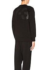 Y-3 Yohji Yamamoto Classic Sweater in Black