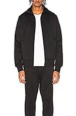 Y-3 Yohji Yamamoto Classic Track Jacket in Black