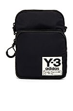 Y-3 Yohji Yamamoto Packable Airliner in Off White & Black