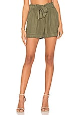Belted Short in Army