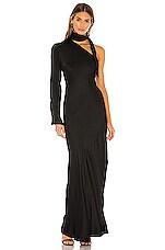 Young, Fabulous & Broke Febe Dress in Black