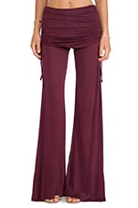 Sierra Pant in Wine