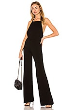 Young, Fabulous & Broke Megan Jumpsuit in Black