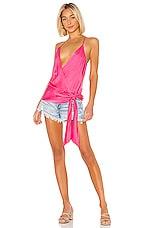 Young, Fabulous & Broke Pina Top in Pink
