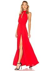Yumi Kim High Demand Maxi Dress in Red