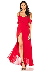 Yumi Kim Because Of You Dress in Red