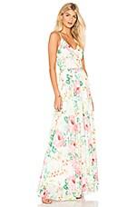 Yumi Kim Peace and Love Maxi Dress in World Traveler